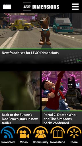 LaunchDay - Lego Dimensions - screenshot