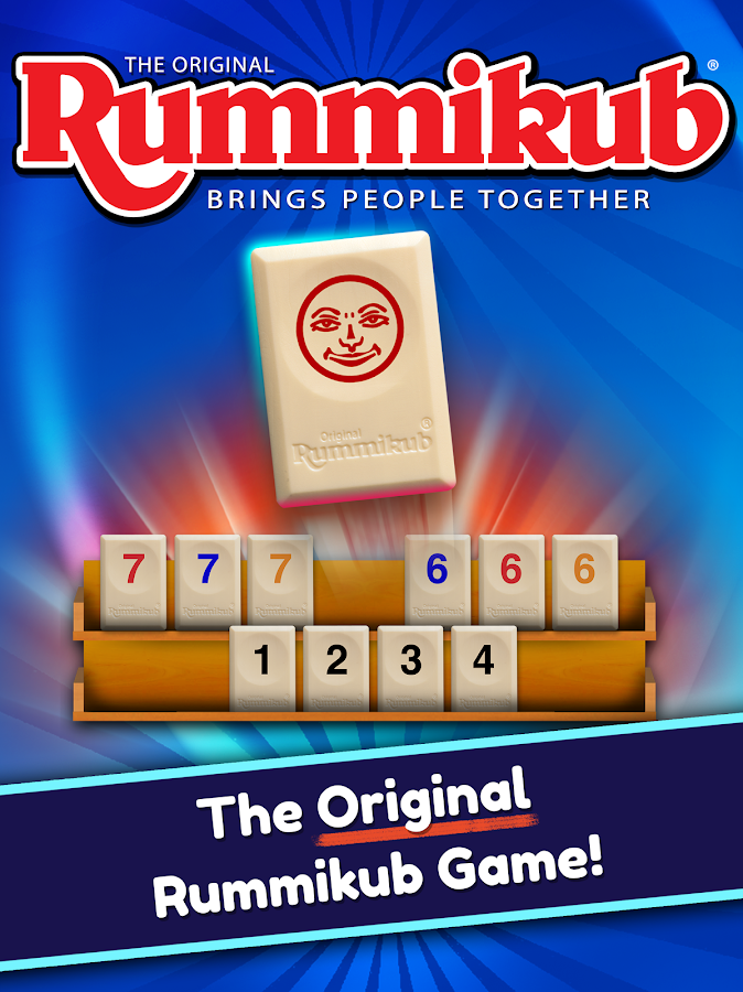 Rummikub Screenshot 0