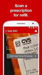 CVS Caremark screenshot for Android