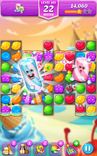 Lollipop & Marshmallow Match3 screenshot 10