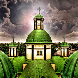 by T. Lee Kindy - Buildings & Architecture Places of Worship