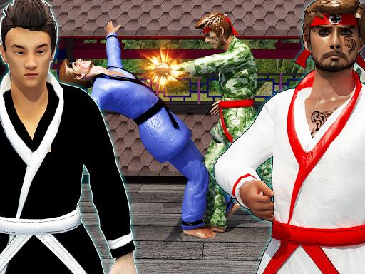 Karate Fighting Kung Fu Tiger screenshot 11