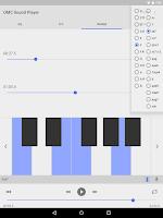 Screenshot of OMC Sound Player Free