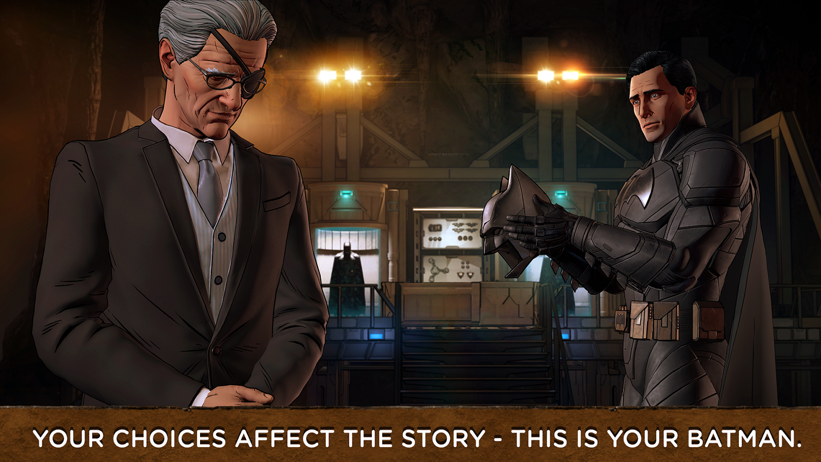 Batman: The Enemy Within Screenshot 11