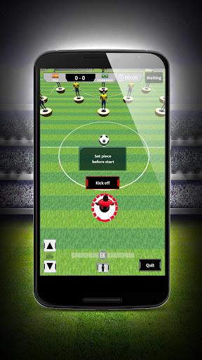 Flick Table Soccer - screenshot