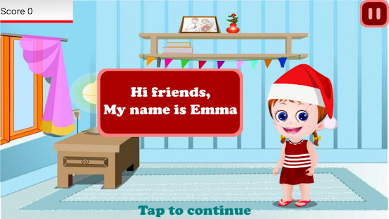 Baby Game Emma Christmas Treat