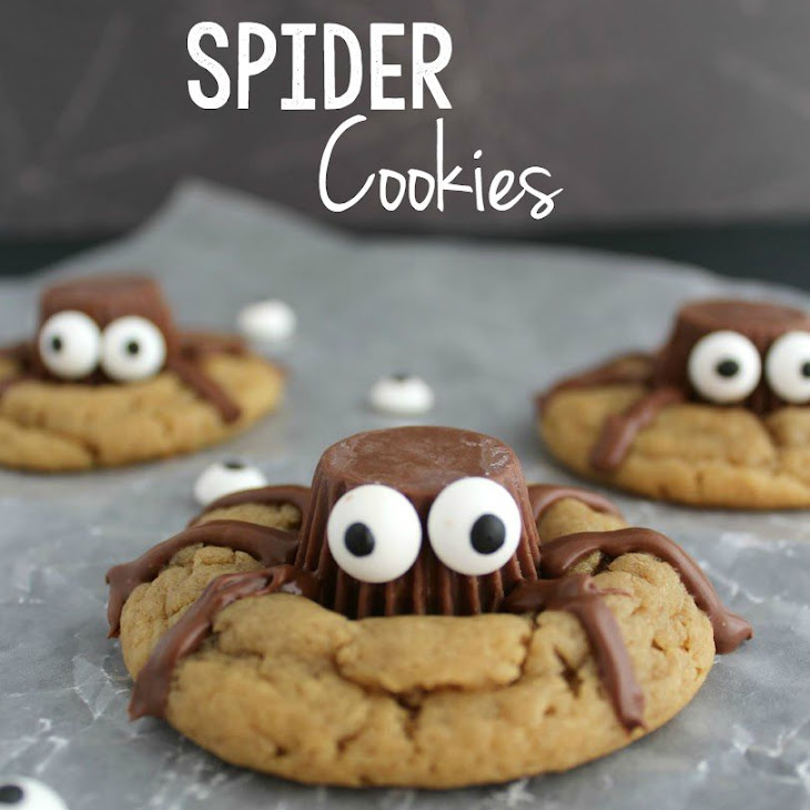 Spooky Spider Cookies Recipe | Yummly