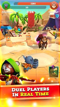 League of Arosaurs (Beta) apk screenshot