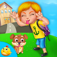 Crazy School Life For Kids For PC (Windows And Mac)