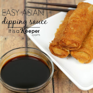 Easy Asian Dipping Sauce