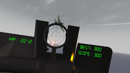 Battle LG360VR - screenshot