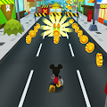 Mickey Rush: Run, Dash, Surf - FREE 3D Subway Game APK for Kindle Fire