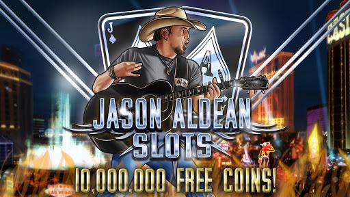 Jason Aldean Slot Machines - screenshot