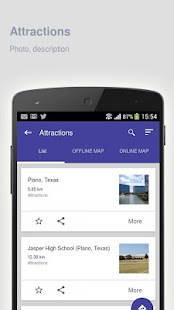 Plano: Offline travel guide - screenshot