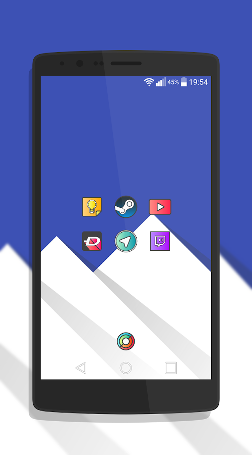 Griddy Icon Pack Screenshot 3