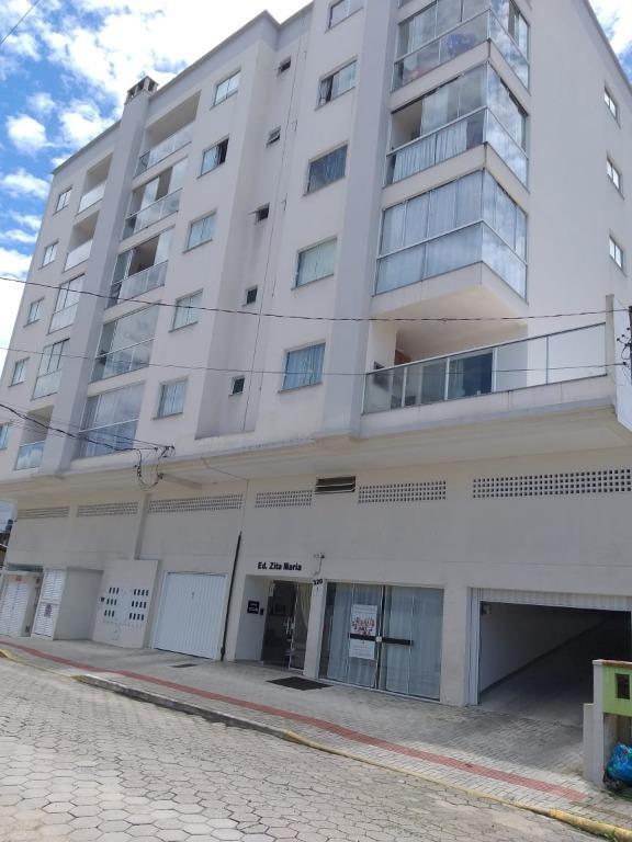 Apartamento com 2 dormitórios à venda, 83 m² por R$ 450.000,00 - Morretes - Itapema/SC