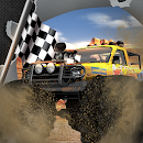 Super Monster Truck Race icon