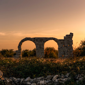 Burnum by Andrija Vrcan - Buildings & Architecture Public & Historical ( architecture, historical, roman, military )