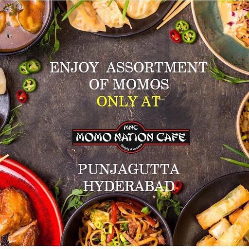 Momo Nation Cafe, Panjagutta, Panjagutta logo