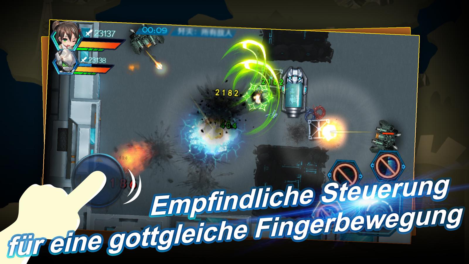 Shooting Heroes -Shooting Spiele Free Hero Packs android spiele download