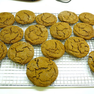 Molasses Spice Cookeis