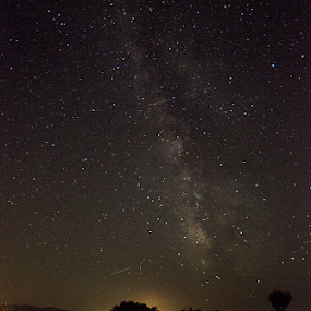 by Bariscan OZKALAY - Landscapes Starscapes ( milkyway, assos, pwcstars, stars, turkey )