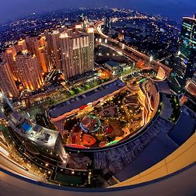 Central Park Jakarta by Jeffry Surianto - Buildings & Architecture Other Exteriors ( exterior, architecture )