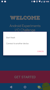 Tin Can: An Android Experiment - screenshot