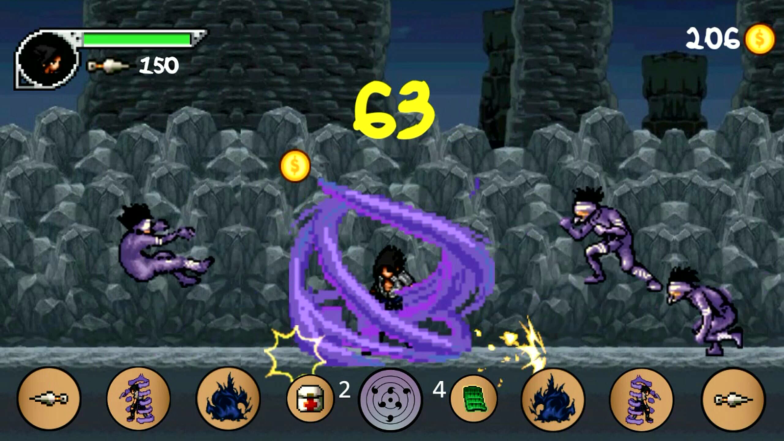 Battle of Ninja Screenshot 5