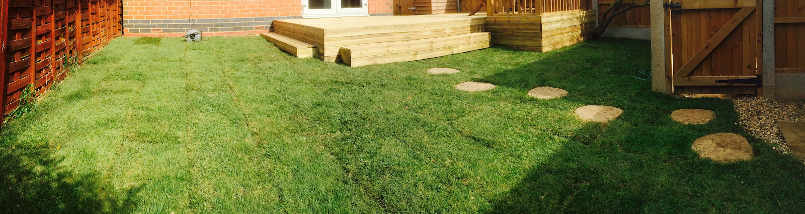 Decking Installations in Derby