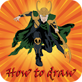 Download Draw Comic Heroes 3D APK on PC