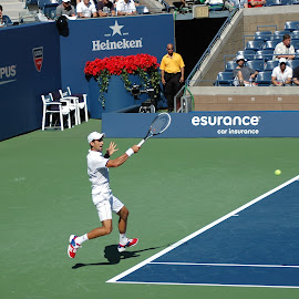 TENNIS US OPEN 2011 by Dylan Goldberg - Sports & Fitness Tennis