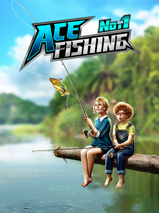 Ace Fishing - Angeln in HD – Screenshot