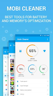 Mobi Cleaner – Speed Booster