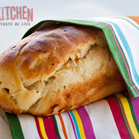 Bacon & Cheese bread
