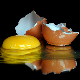 Eggs  by Asif Bora - Food & Drink Ingredients
