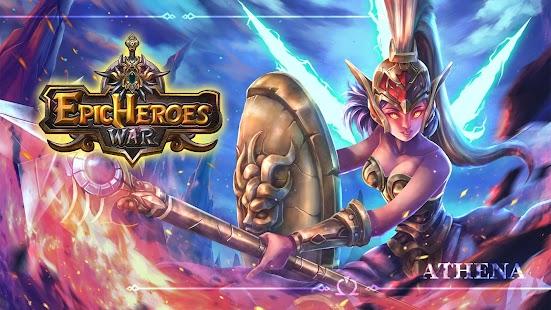 Epic Heroes War APK for Bluestacks