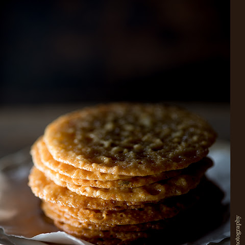 Almond Orange Cookies with Fennel Seeds