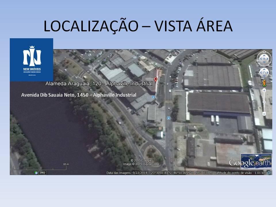 Prédio comercial para Venda/Locação - Alphaville