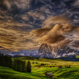 by John Aavitsland - Landscapes Mountains & Hills
