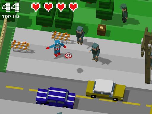 Crossy Heroes: Avengers of Smashy City screenshot 11