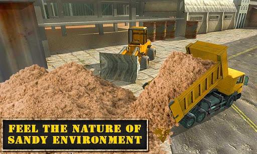 River Sand Excavator Simulator - screenshot