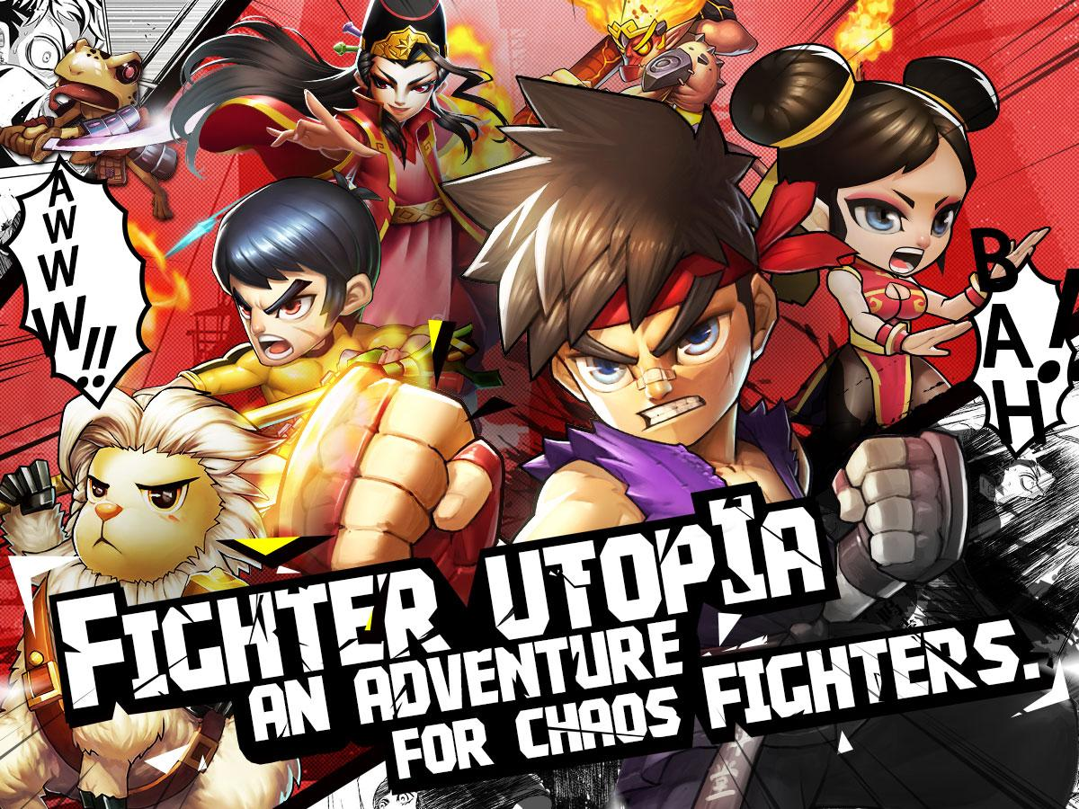 Fighter Utopia Screenshot 5