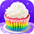 Game Cupcake Maker! Rainbow Chef APK for Windows Phone