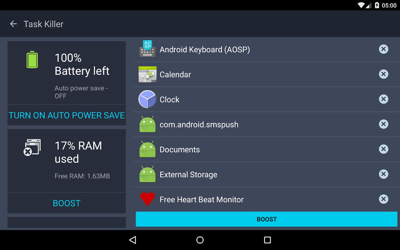 Tablet AntiVirus Security PRO Screenshot 3