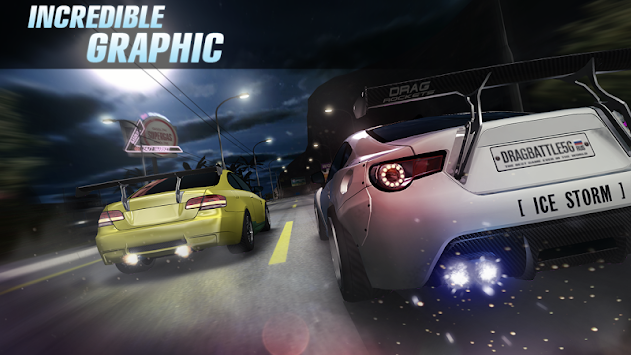 Drag Battle Racing APK screenshot thumbnail 1