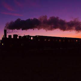 Steam Locomotive MLV Zwettl Dirndlexpress 4 by Franz  Adolf - Transportation Trains ( steam locomotive, locomotive, train )