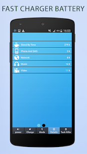 Fast Charger Battery PRO - screenshot