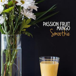 Passion Fruit Smoothie Recipes