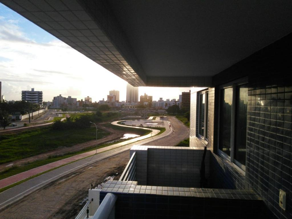 Apartamento com 2 dormitórios à venda, 55 m² por R$ 275.000 - Bessa - João Pessoa/PB